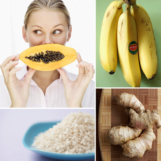 7 Foods to Help Ease an Upset Stomach