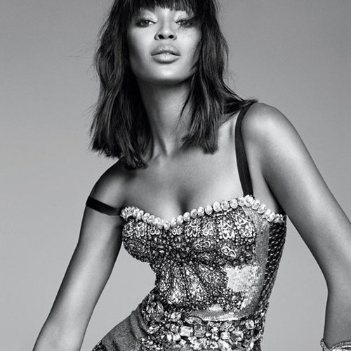 Naomi Campbell Harper's Bazaar Interview