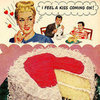 Vintage Valentine&#039;s Day Ads