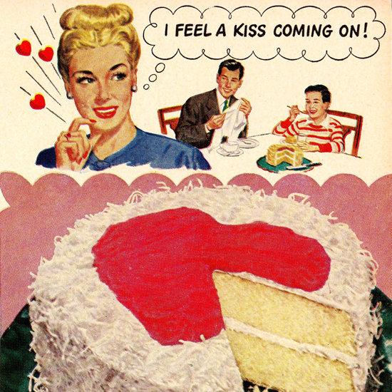 We're Sweet on Vintage Valentine's Day Ads