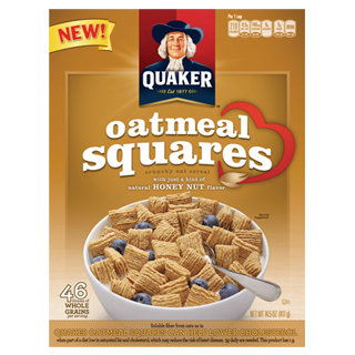 "Finding ""Me"" Time With Honey Nut Quaker Oat Squares"