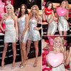 Victoria's Secret Angels' Valentine's Day Dress Tips