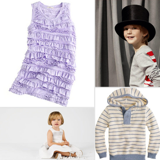 Spring's Cutest Designer Duds For Kids