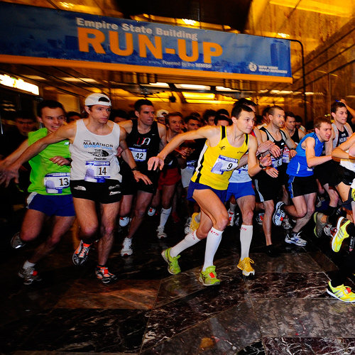 Empire State Building Run-Up Is February 8, 2012