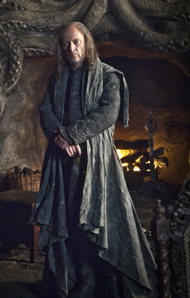 Patrick Malahide as Balon Greyjoy on Game of Thrones.  Photo courtesy of HBO