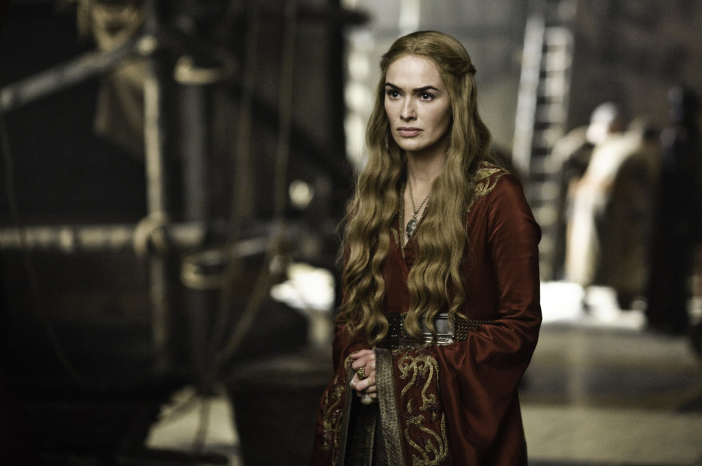 Lena Headey as Cersei Lannister on Game of Thrones.  Photo courtesy of HBO
