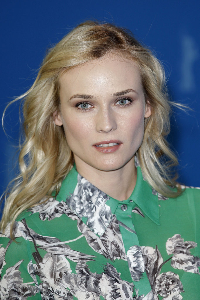 Diane Kruger posed in 10 Crosby.