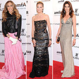 SJP, Cindy, Heidi, and More Get Glam For amfAR's NYC Gala