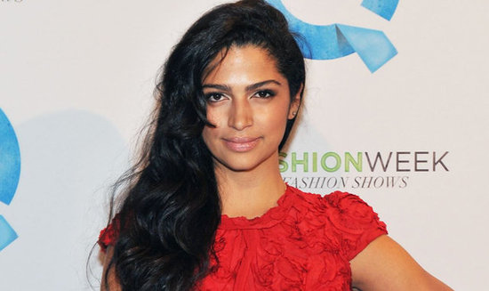 Video: Camila Alves Shows Off Her Stunning Engagement Ring at Fashion Week