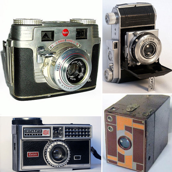 Kodak Halts Camera Production: A Look Back at Its Vintage Beauties