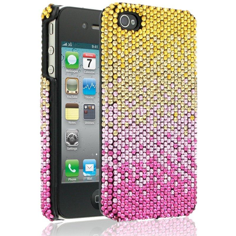 Summer Glow iPhone 4/4S case ($50).