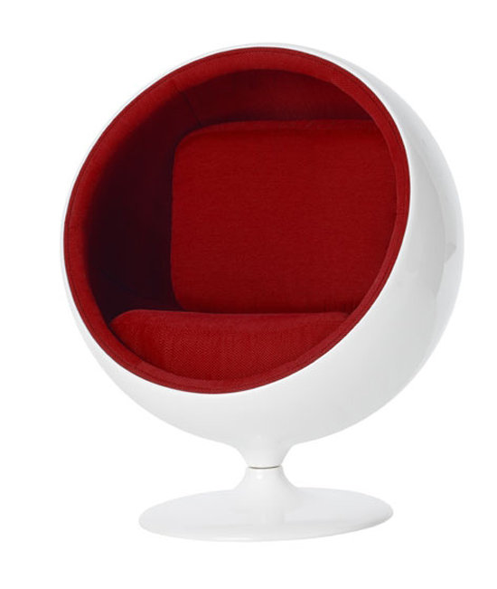 Vitra Miniatures Aarnio Ball Chair ($354)