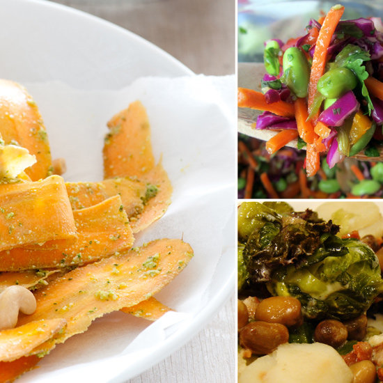 Fun Vegetarian Salads That Pack a Protein Punch