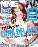 Lana was born Elizabeth (Lizzy) Grant in 1985 in New York City, releasing her first album entitled Kill Kill under this name, of which she now plans to re-release. Pictured: NME magazine, January 23rd