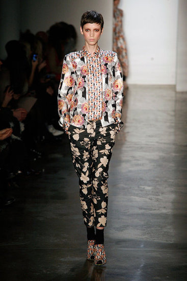 Suno Runway 2012 Fall