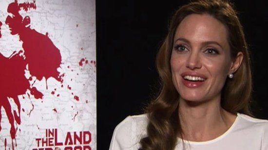 "Video: Angelina Jolie Calls Red Carpets ""That Funny Thing You Do"""