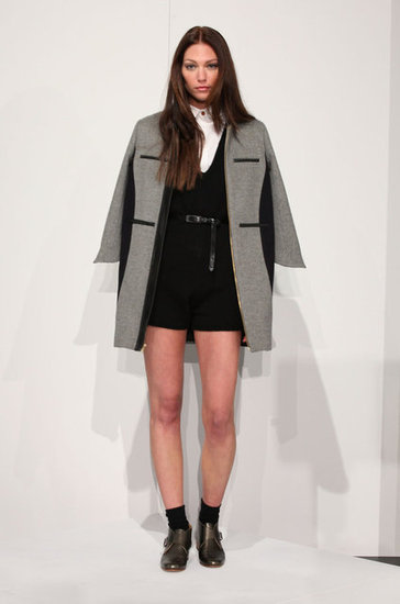 Porter Grey Runway 2012 Fall