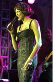 Whitney performed at Clive Davis's pre-Grammys party in 2000.