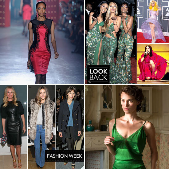 Fab Recap — Fall '12 New York Fashion Week, the Most Iconic Grammys Looks, and More!
