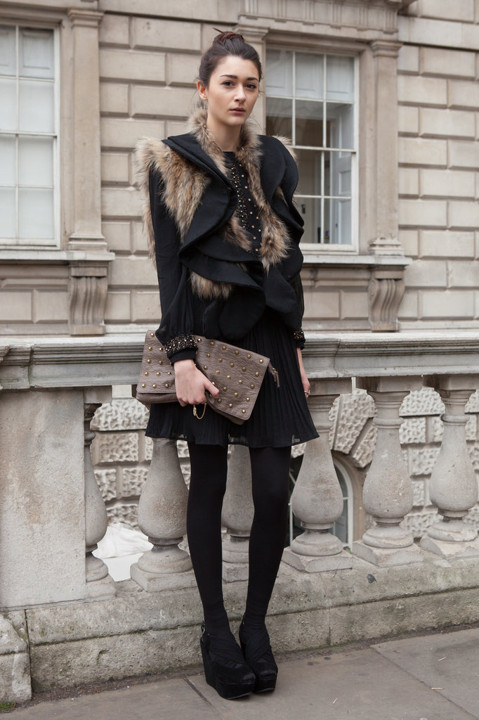 London Fashion Week Fall 2012
