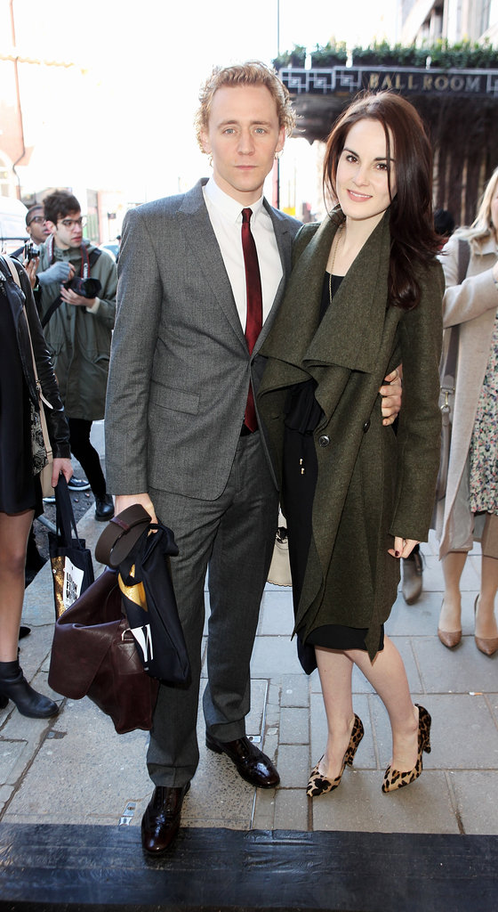Tom Hiddleston, Michelle Dockery