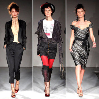 Vivienne Westwood Red Label Runway Fall 2012