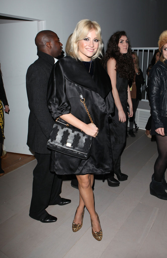 Pixie Lott at PPQ