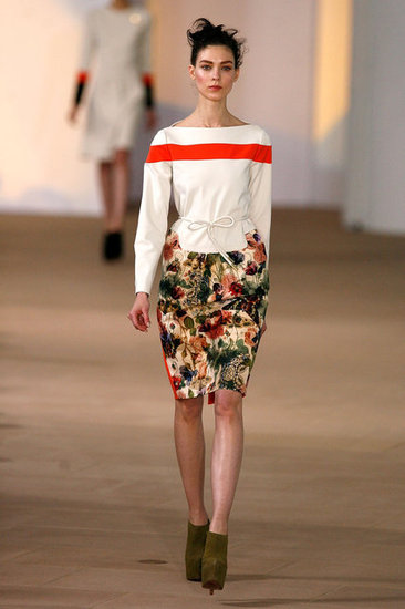 Preen Runway Fall 2012