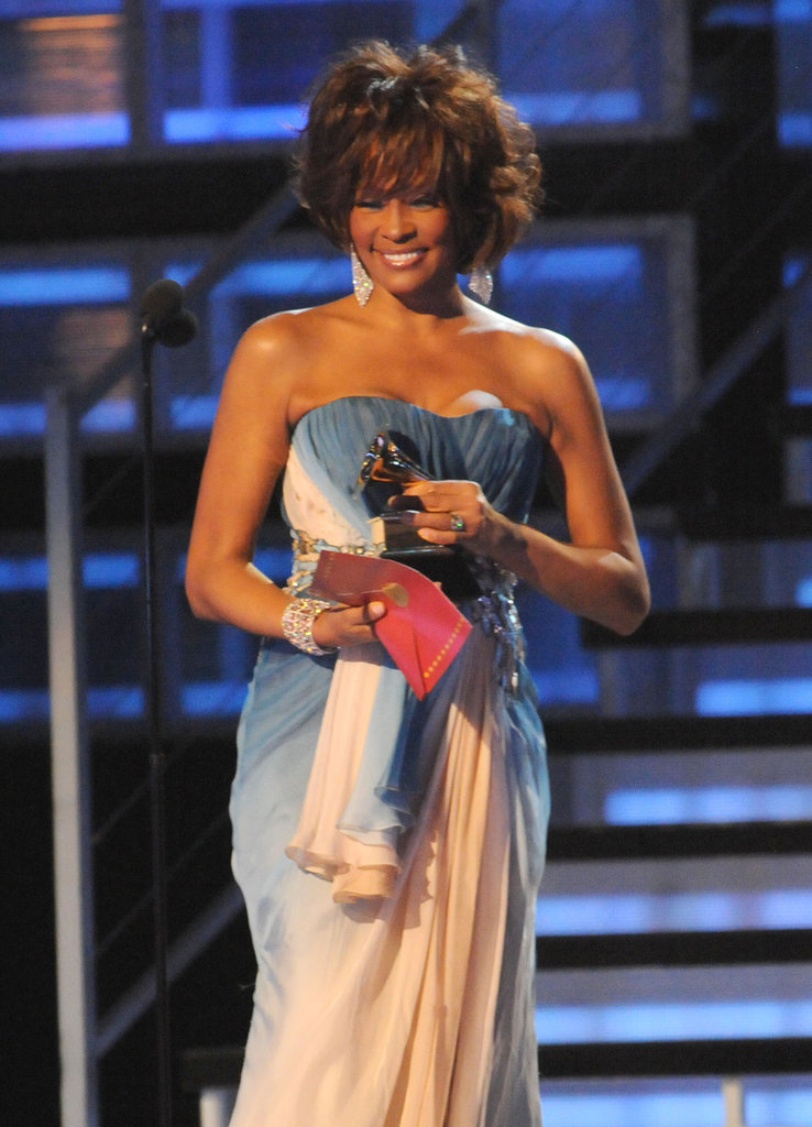 She took the stage at the 2009 Grammys.
