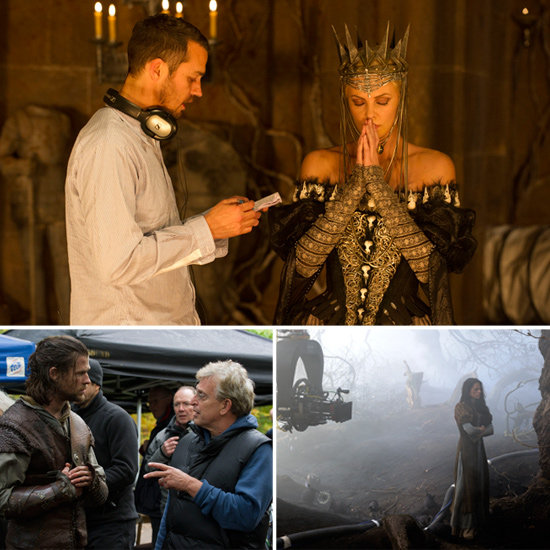 Go Behind the Scenes of Snow White and the Huntsman With New Pics and On-Set Quotes!