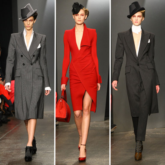 Donna Karan Fall 2012