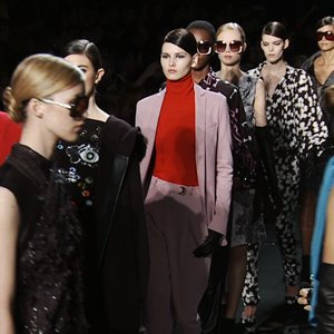 Diane von Furstenberg's Fall 2012 Collection