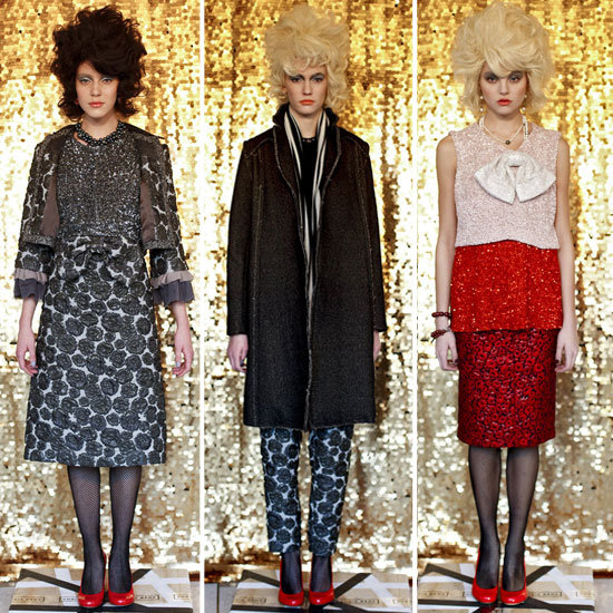 Chris Benz Fall Runway 2012