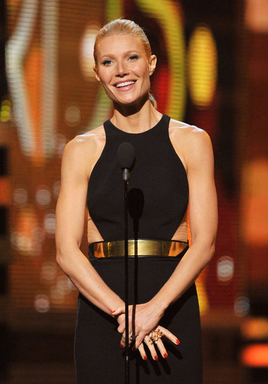 How to Achieve Gwyneth Paltrow's Grammy Awards Arms