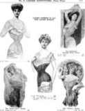 Here are several examples of corsets in 1907.