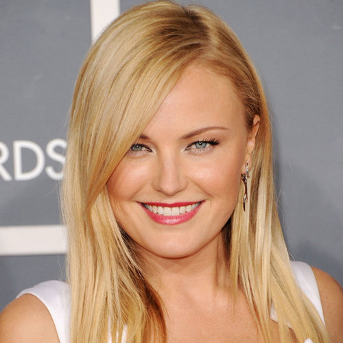 Malin Akerman's Hair and Makeup at the 2012 Grammy Awards