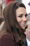 Kate Middleton visited The Brink in Liverpool.