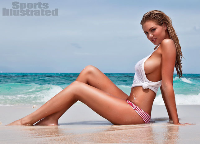 Kate Upton was the star of the 2012 Sports Illustrated Swimsuit Issue.