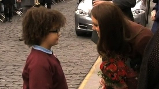 Video: How Kate Middleton Spent Her Solo Valentine's Day