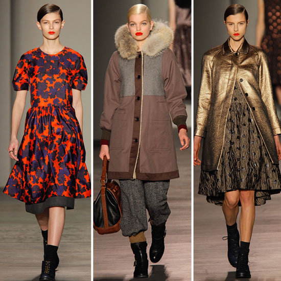 Review and Pictures of Marc by Marc Jacobs 2012 Fall New York Fashion Week Runway Show