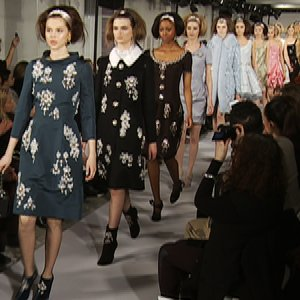 Watch Oscar de la Renta's Fall 2012 New York Fashion Week Runway Show in Full!