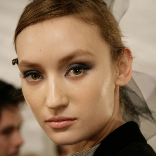 Backstage at Milly