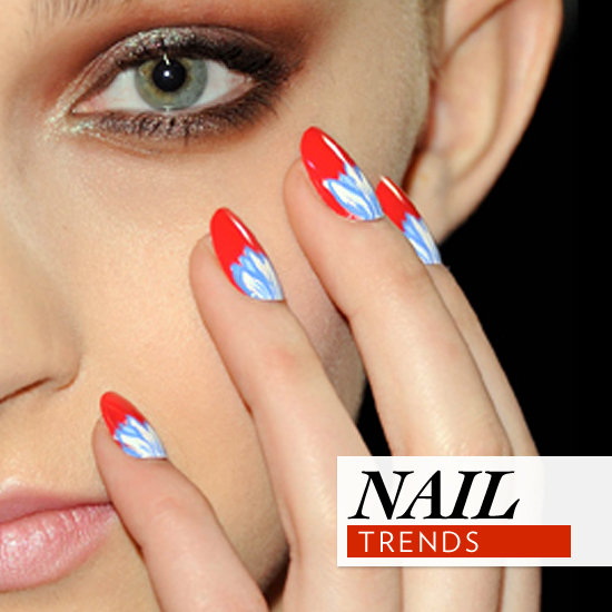 New York Fashion Week Fall 2012 Nails  POPSUGAR Beauty Australia
