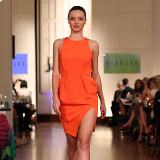Miranda Kerr Pictures at David Jones Runway Show