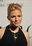 Sienna Miller attended an NYC bash.
