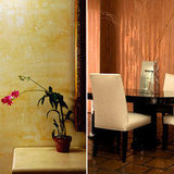 Natural Meets Modern: yangki Wallcoverings