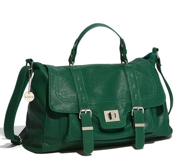 Lulu buckled lady satchel ($18, originally $36)