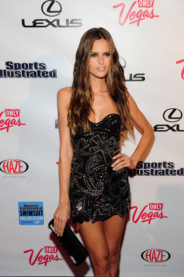 Kate, Anne, Chrissy, and More Sexy SI Models Take Over Sin City