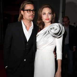 Angelina Jolie Paris Premiere Pictures Blood and Honey