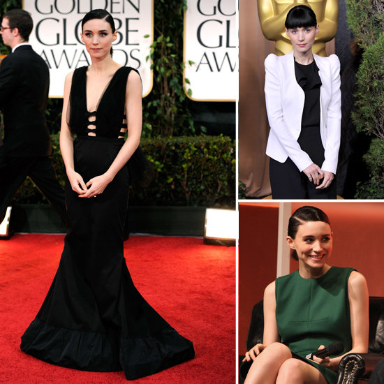 Rooney Mara's 2012 Award Season So Far